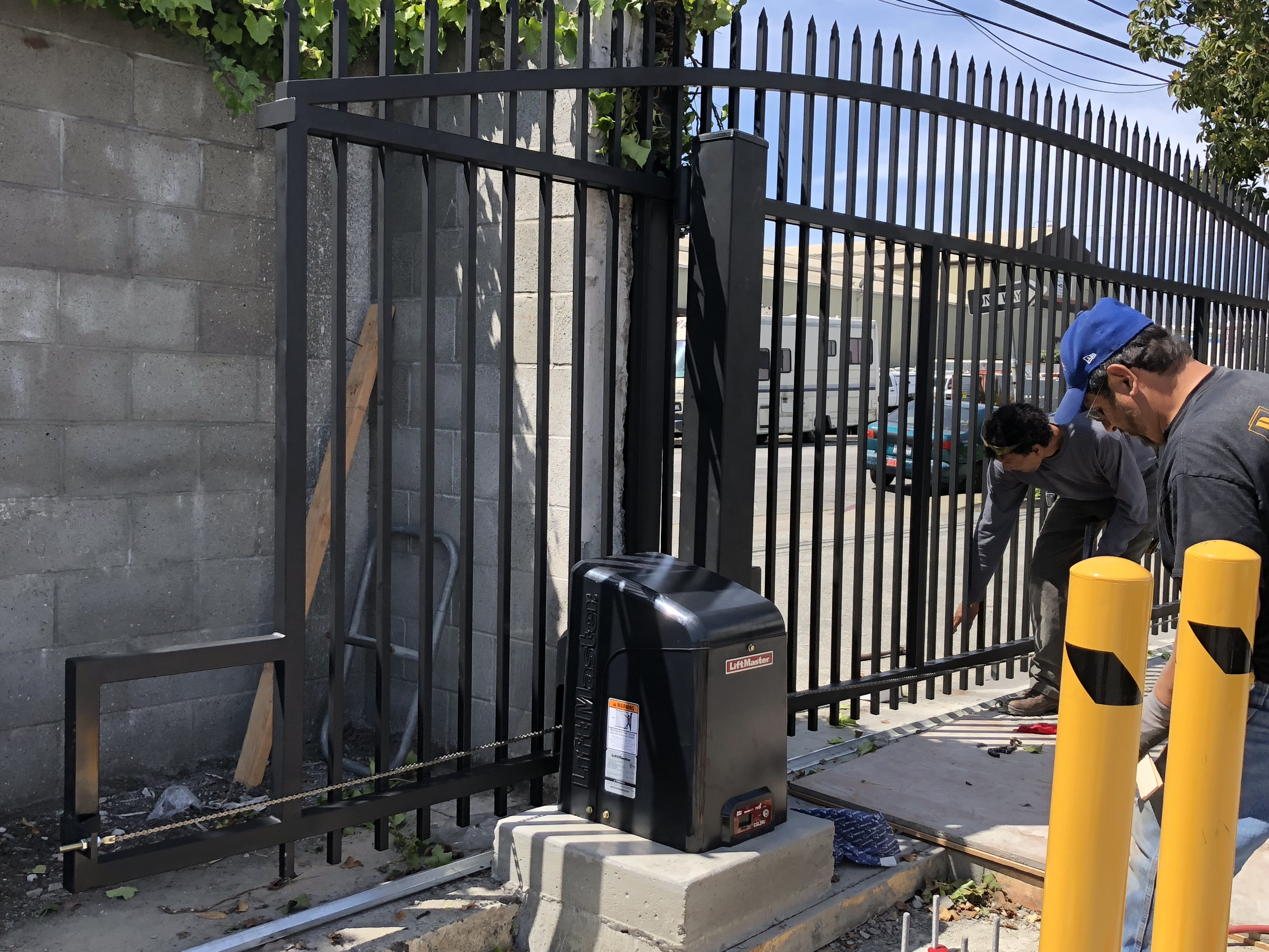 Automatic Gate Repair Walnut Creek